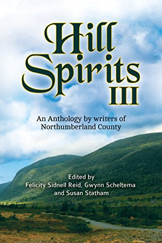 Blog Photo - Hill Spirits III Book cover