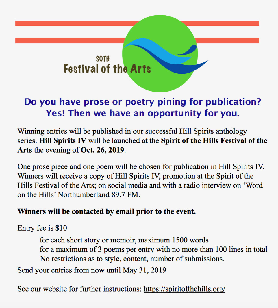 Blog Photo - SOTH Writing Competition