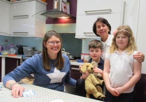 Blog Photo - SOTH Blog Viviana and Grandchildren