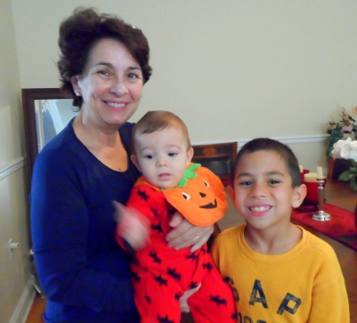 Blog Photo - SOTH Blog Viviana and Grandchildren2