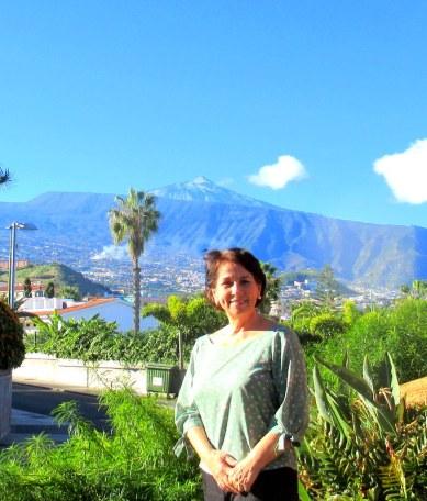 Blog Photo - SOTH Blog - Viviana with mountains