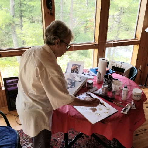 Blog Photo - FOTA Judy painting