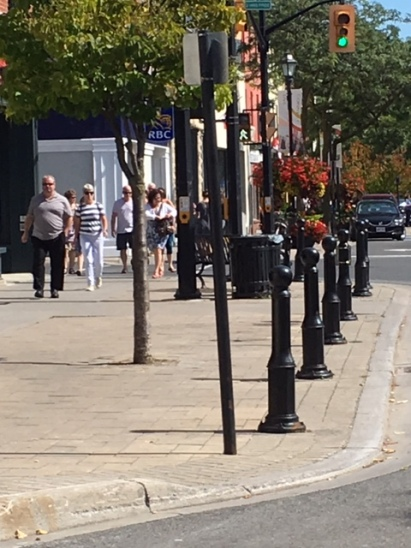 Blog Photo - FOTA Cobourg Pedestrians on sidewalk
