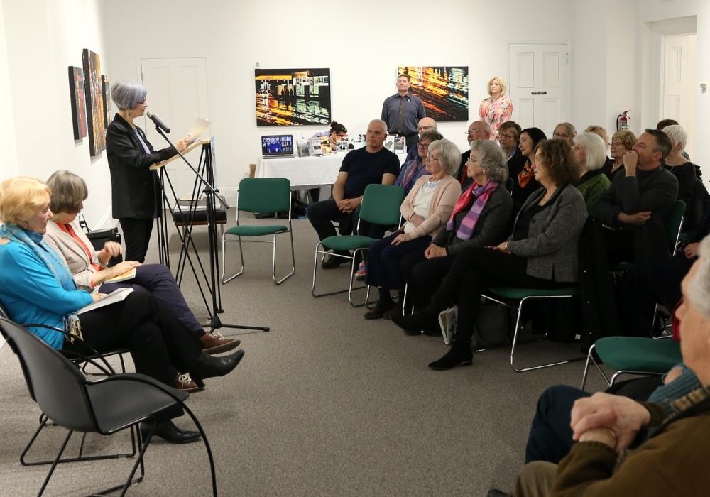 Blog Photo - FOTA MLH at Shane book launch