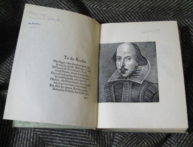 Blog Photo - FOTA MLH Shakespeare book