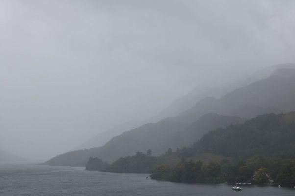 Blog Photo - FOTA Photo Competition - Mysterious Loch Ness by Olivia Lane