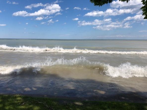Blog Photo - FOTA Reva lake as ocean