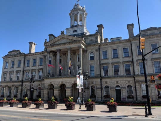 Blog Photo - FOTA Reva Nelson image of Cobourg Town Hall