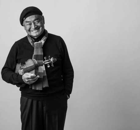 Blog Photo - FOTA San Murata Jazz Violinist