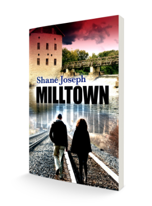 Blog Photo - FOTA Shane Joseph Book Cover Milltown