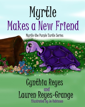 Myrtle Book 3 Cover Front