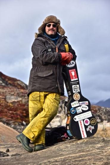 Blog Photo - FOTA DavidNewland with guitar by PeterCroal