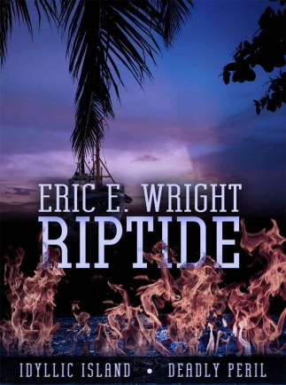Blog Photo - FOTA Eric Wright - Riptide Book Cover