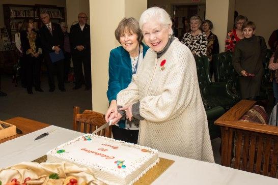 Blog Photo - FOTA LG and Susan cut 20th anniversary Cake.jpg