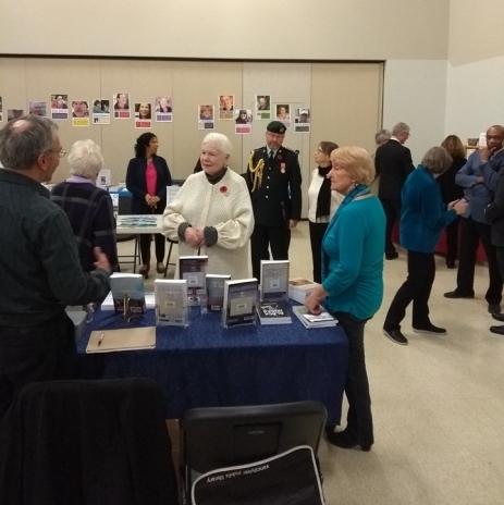 Blog Photo - FOTA LG visits Book Fair