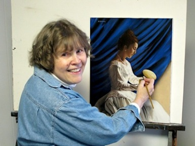 Blog Photo - FOTA Susan Statham painting cover image for The Painter's Craft